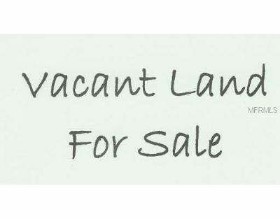 Lutz Residential Lots & Land For Sale: 17601 Hanna Road