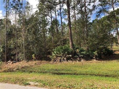 Zephyrhills Residential Lots & Land For Sale: Quail Hollow Pines