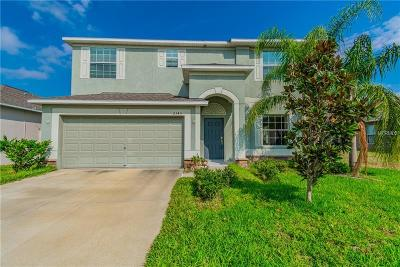 Ruskin Single Family Home For Sale: 2345 Dovesong Trace Drive