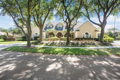 Single Family Home For Sale: 8945 Magnolia Chase Circle