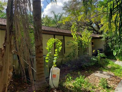 Tampa Single Family Home For Sale: 6911 Greenhill Place