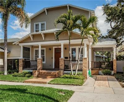 Tampa Single Family Home For Sale: 708 S Packwood Avenue