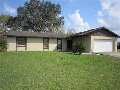 Single Family Home For Sale: 9308 Old Pasco Road
