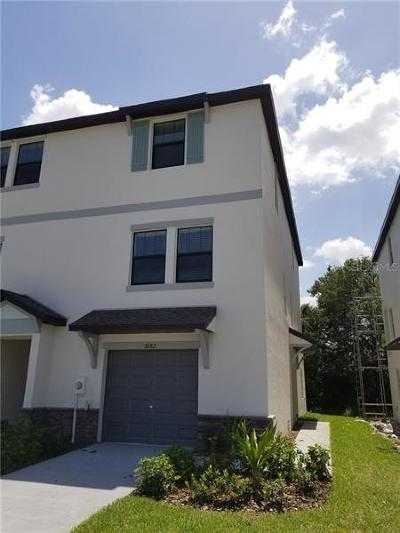 Port Richey Townhouse For Sale: 8682 Candida Lane