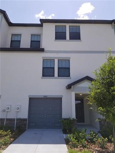 Port Richey Townhouse For Sale: 8686 Candida Lane