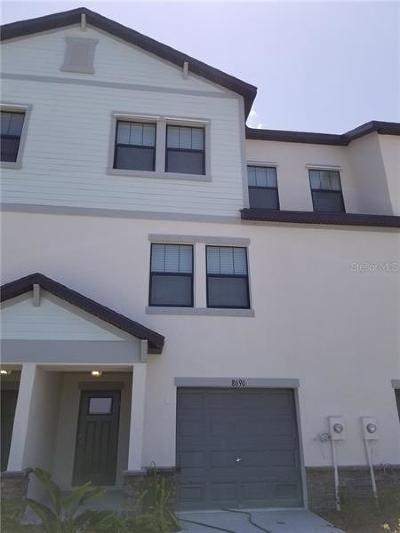 Port Richey Townhouse For Sale: 8690 Candida Lane