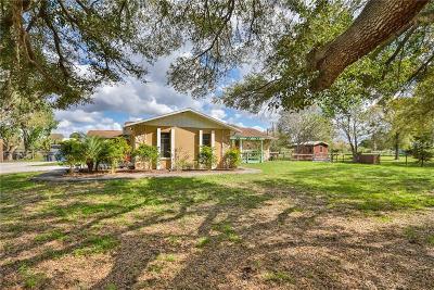Gibsonton Single Family Home For Sale: 11812 Messler Road