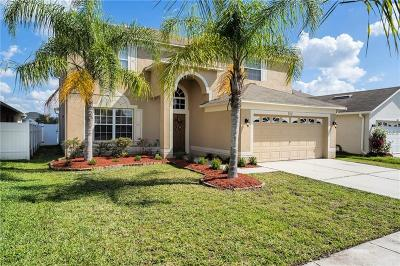 Wesley Chapel Single Family Home For Sale: 7352 Cutwater Lane
