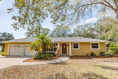 Tampa Single Family Home For Sale: 7810 N Glen Avenue