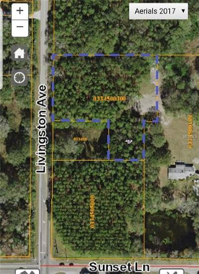 Lutz Residential Lots & Land For Sale: 18517 Livingston Avenue