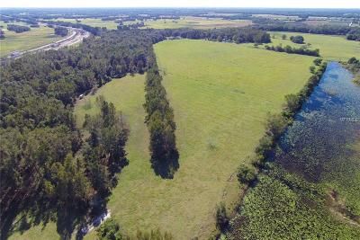 Dade City Residential Lots & Land For Sale: 30230 Johnston Road