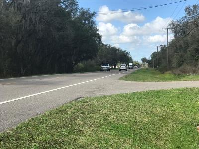 Pasco County Commercial For Sale: 0 State Road 52