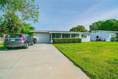 Seminole Single Family Home For Sale: 10891 Temple Terrace