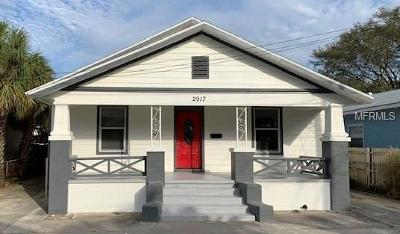Tampa Single Family Home For Sale: 2917 North 16th