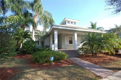 Apollo Beach Single Family Home For Sale: 5413 Merritt Island Drive