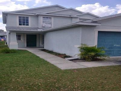 Riverview Single Family Home For Sale: 11528 Hammocks Glade Drive