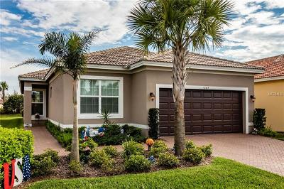 Wimauma Single Family Home For Sale: 5105 Cobble Shores Way