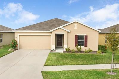 Wimauma Single Family Home For Sale: 14453 Haddon Mist Drive