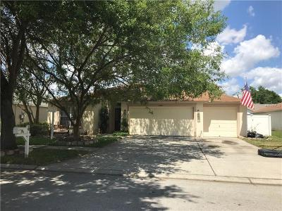 Valrico Single Family Home For Sale: 2770 Valencia Grove Drive