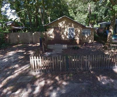 Tampa Single Family Home For Sale: 8004 N 11th Street