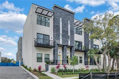 Tampa Townhouse For Sale: 4810 McElroy Avenue #31