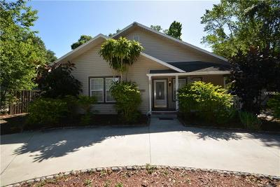 Tampa Single Family Home For Sale: 6807 N 10th Street