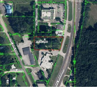 Commercial For Sale: 6349 Gall Boulevard