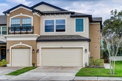 Tampa Townhouse For Sale: 11728 Crowned Sparrow Lane