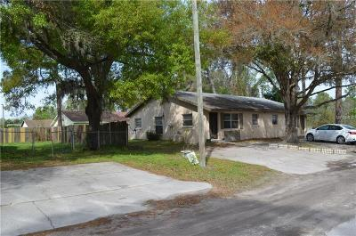 Crystal River Single Family Home For Sale: 471 N Willowwood Point