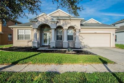 Land O Lakes Single Family Home For Sale: 10602 Burning Bush Terrace