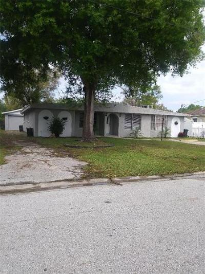 Tampa Single Family Home For Sale: 2915 W Idlewild Avenue