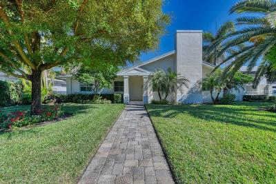 Single Family Home For Sale: 106 N Blvd Of Presidents