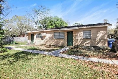 Tampa Multi Family Home For Sale: 5119 Seneca Avenue