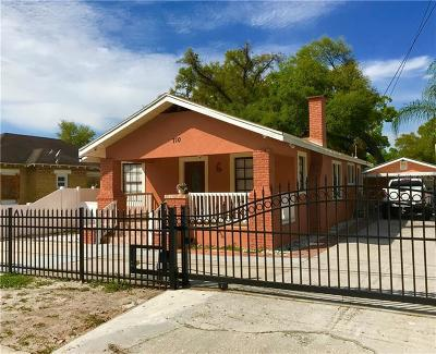 Tampa Single Family Home For Sale: 710 E Broad Street