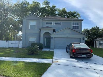 Plant City Single Family Home For Sale: 4419 Reynolds Ridge Court