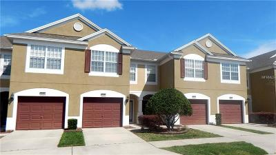 Tampa Townhouse For Sale: 10219 Westpark Preserve Boulevard