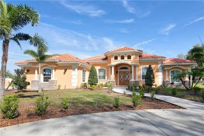 Plant City Single Family Home For Sale: 2202 E Sparkman Road