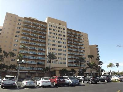 Cleasrwater, Clearwater, Clearwater` Condo For Sale: 880 Mandalay Avenue #C610