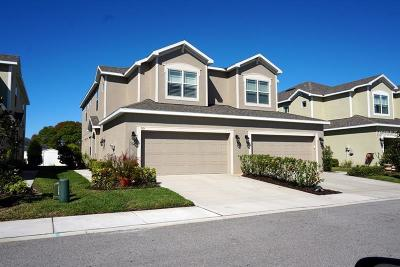 Palm Harbor Townhouse For Sale: 513 Harbor Springs Drive