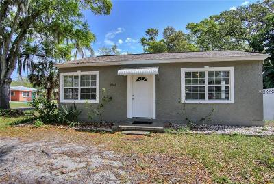 Gulfport FL Single Family Home For Sale: $257,000