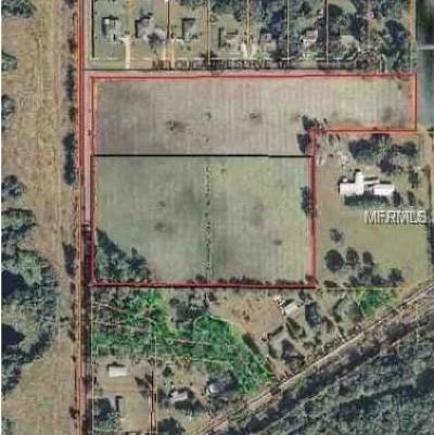 Pinellas County, Pasco County, Hernando County, Hillsborough County, Marion County Residential Lots & Land For Sale: 2215 Wooten Road