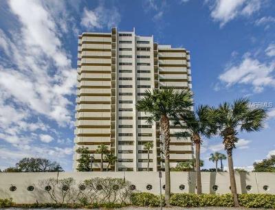 Tampa Condo For Sale: 4141 Bayshore Boulevard #1603
