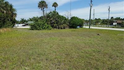 Hernando Beach Residential Lots & Land For Sale: 3247 Shoal Line Boulevard