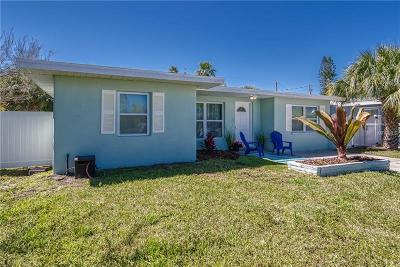 Redington Beach Single Family Home For Sale: 15812 3rd Street E