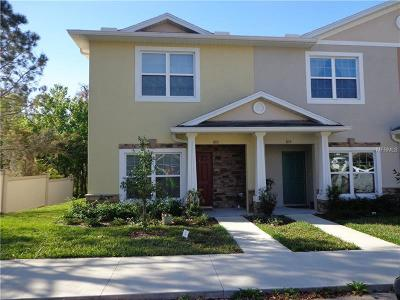 Wesley Chapel Townhouse For Sale: 1103 Hillhurst Drive