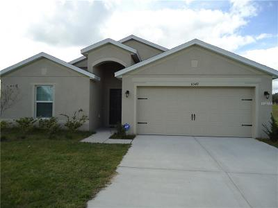 Brooksville Single Family Home For Sale: 6549 Wirevine Drive