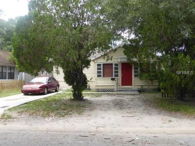 St Petersburg Single Family Home For Sale: 1743 Newark Street S
