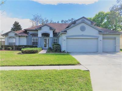 Tampa Single Family Home For Sale: 15515 Carrillon Estates Boulevard