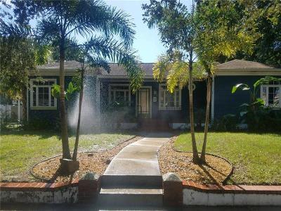 Tampa Single Family Home For Sale: 703 E Ellicott Street