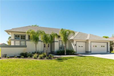 Weeki Wachee Single Family Home For Sale: 9275 Butler Boulevard